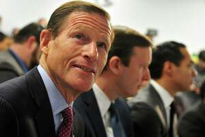'Outraged' Blumenthal wants DOJ probe of Eversource - Photo