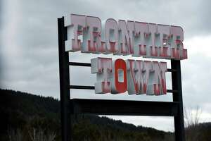 Photos: Frontier Town now resembles ghost town - Photo