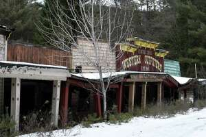 Frontier Town now resembles ghost town - Photo