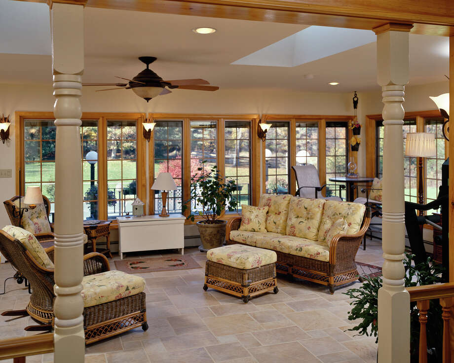 Click through the slideshow to view the work of a few of ourTimes Union Home Expoexhibitors. A sunroom addition completed by Otterbeck Builders.Buy tickets to the Times Union Home Expo Photo: Courtesy Of Otterbeck Builders