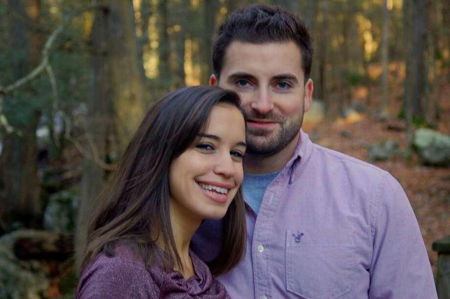 Maria LoBalbo and Daniel Streaman Photo: Contributed
