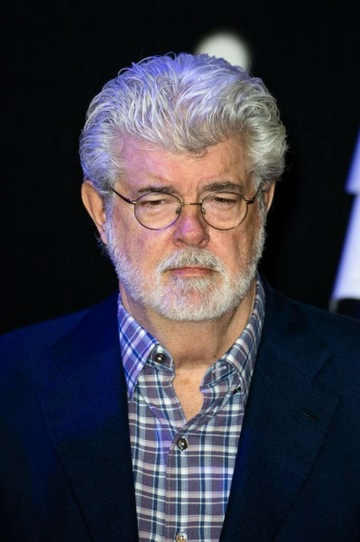 Early life George Walton Lucas Jr. was born in Modesto, Calif. His father was a stationer. He graduated from the University of Southern California film school, where he met Steven Spielberg, who would later direct the