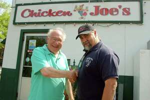 Chicken Joe's pizza night to aid Greenwich charities - Photo