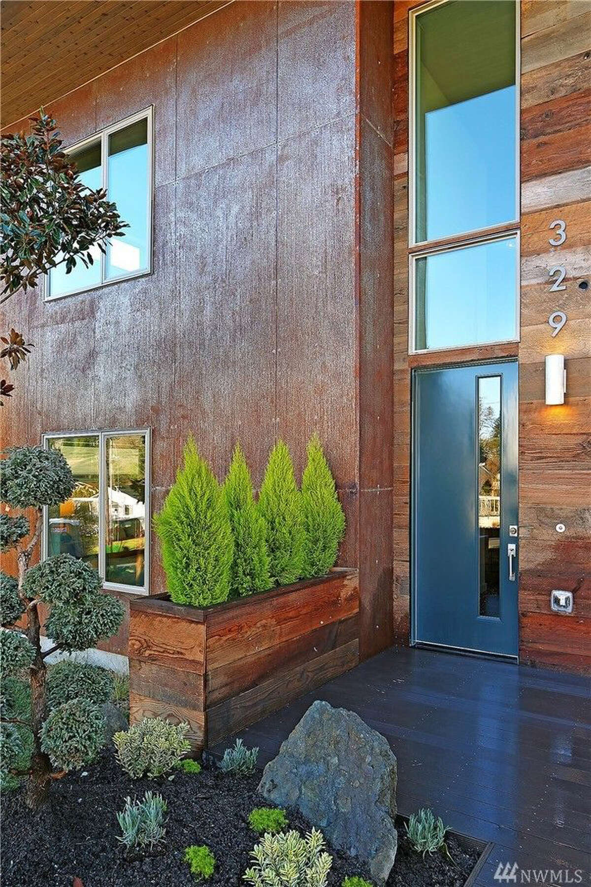The home is modern, new and green. It is 5-star Built Green enrolled and is solar ready.