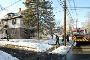 Danbury fire displaces three people - Photo