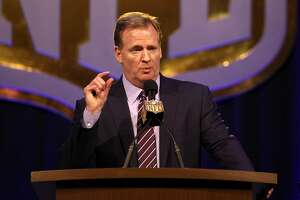 Anger at Roger Goodell's tone-deaf remark - Photo