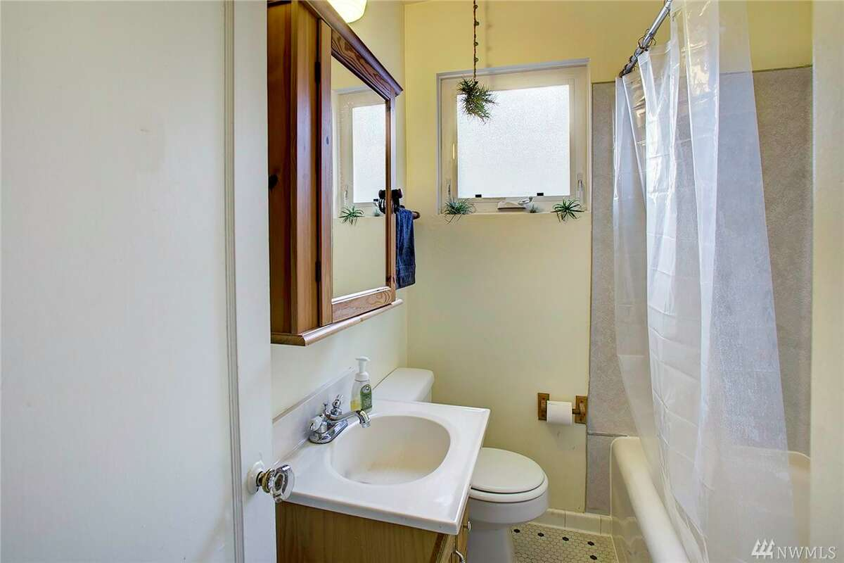 The bathroom in 7723 18th Ave. N.E.