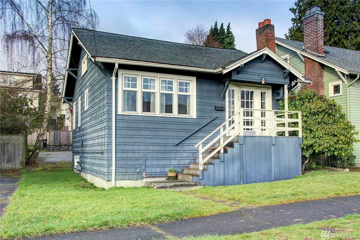 The first home, 7723 18th Ave. N.E., is listed for $450,000. The two bedroom, one bathroom home features a wood-burning fireplace and is on a quiet residential street. There will be a showing for this home on Saturday, Feb. 6 from 1 - 4 p.m. and Sunday, Feb. 7 from 12 - 3 p.m. You can see the full listing here.
