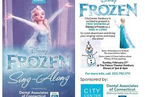 "Bring your voices to Danbury's free ""Frozen"" sing-along - Photo"