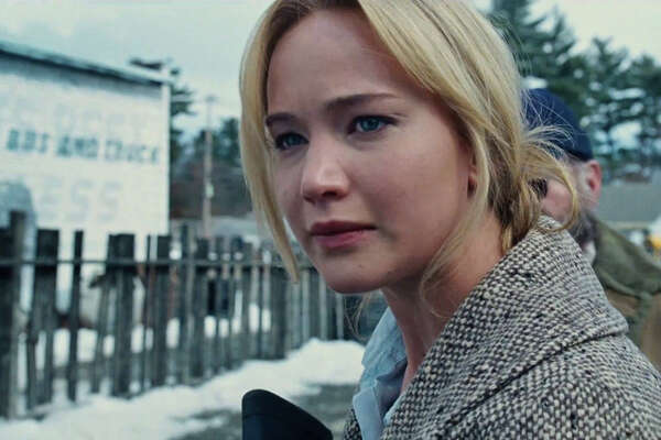 "Jennifer Lawrence has been Oscar-nominated for her performance in ""Joy,"" the David O. Russell comedy about Joy Mangano, the inventor of the Miracle Mop."