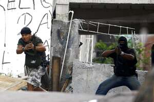Could Brazil's violent gang crime threaten Olympics? - Photo