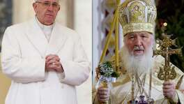 Next Friday's meeting in Cuba between Pope Francis and Russian Orthodox Patriarch Kirill will be the first time the leaders of the Eastern and Western churches have met since the Great Schism of 1054.