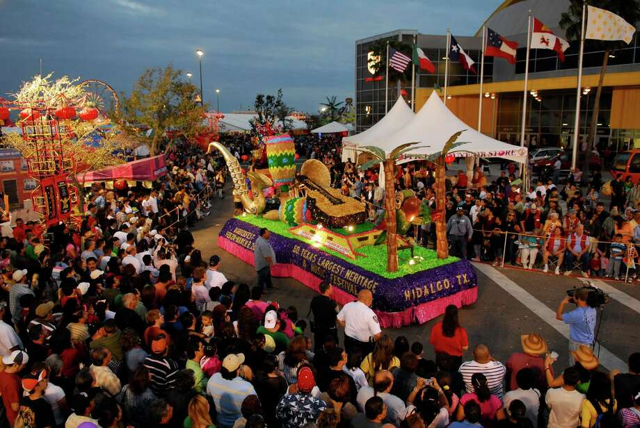 Parades are just part of the activities at Hidalgo's Borderfest. Courtesy Photo Photo: COURTESY PHOTO