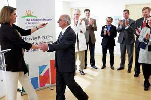 Children's Hospital unveils transplant center named after Najim - Photo