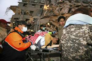Strong quake hits Taiwan, killing 3; 221 rescued from rubble - Photo