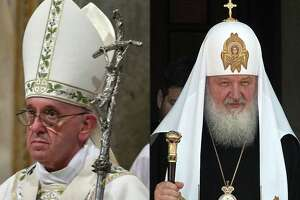 Pope to meet Russian Orthodox patriarch - Photo