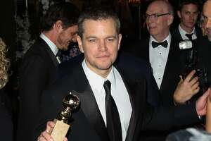 Matt Damon: 'I don't deserve the Oscar' - Photo