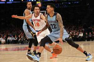 Knicks can't stop Grizzlies - Photo