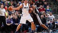 Postgame Wrap: Spurs turn on the heat in the first half, blow out Mavs - Photo