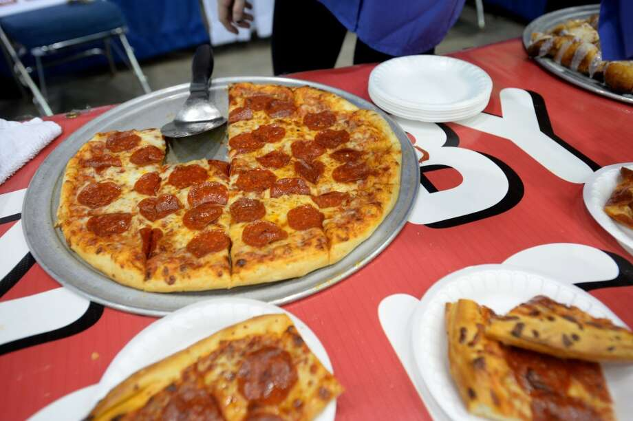 "There are three things foodies should know about Jan. 2: an event like ""National Buffet Day"" exists, it's today and Cici's Pizza is honoring the occasion with a buy one, get one deal. Photo: Guiseppe Barranco/The Enterprise"
