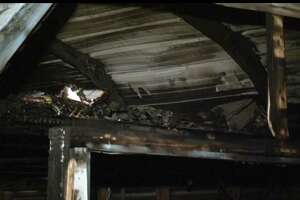 One in critical condition after Magnolia garage fire - Photo