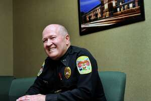 Retiring Danbury police chief leaves mark - Photo