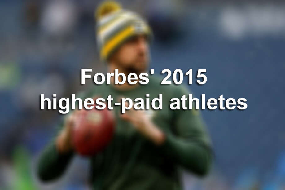 Click through the slideshow to see some of the highest-paid athletes in the business, according to Forbes Magazine.