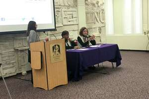 UAlbany Elect Her forum urges female students to consider politics - Photo