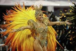 Carnival in Brazil - Photo