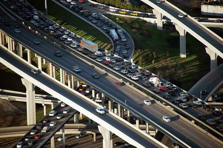 The U.S. 59 / Loop 610 interchange was identified as the state's second-most congested roadway in 2015 and is slated for a $287 million reconstruction project to begin in late 2017 with a completion date in 2021.