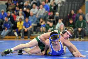 No. 1 Danbury tops No. 2 New Milford at New Fairfield Duals - Photo
