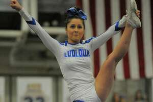 Ludlowe repeats as FCIAC cheerleading champions - Photo