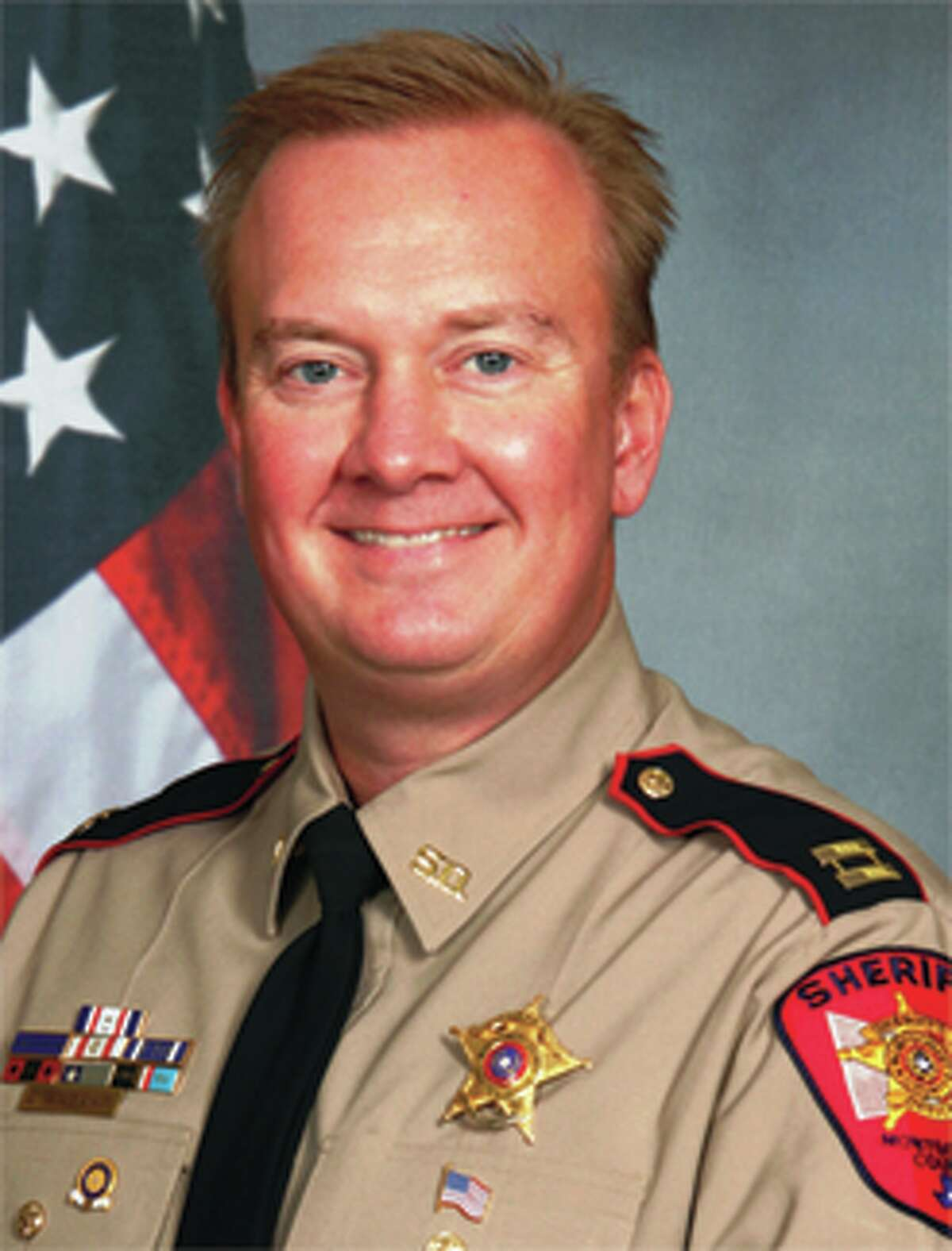 Rand Henderson candidate running for Mongtomery County Sheriff.