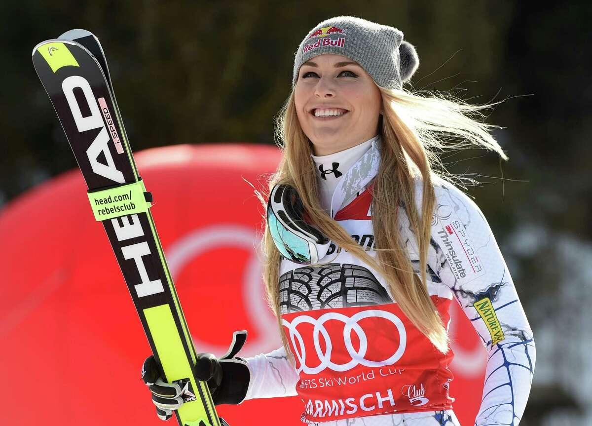 Lindsey Vonn - Olympic U.S. Ski Team