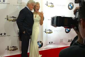 "Jay Leno, VIPs and live seals at Atherton ""Big Game, Big Give"" bash - Photo"