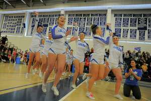Fairfield Ludlowe repeats as FCIAC cheerleading champions - Photo