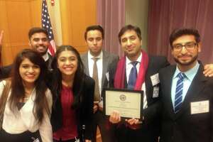 Young Pakistanis emerge as leaders at international meet - Photo