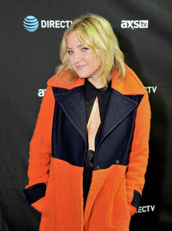 And here's a roundup of some of the best red carpet pictures from around the Super Bowl party scene...Actress Kate Hudson attends DirecTV Super Saturday Night Co-hosted by Mark Cuban's AXS TV at Pier 70 on February 6, 2016 in San Francisco. Photo: Steve Jennings, Getty Images For DIRECTV / 2016 Getty Images