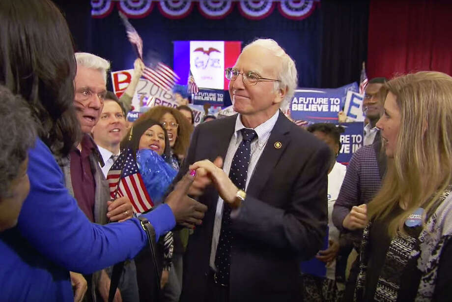 Bernie Sanders Appears on 'Saturday Night Live'