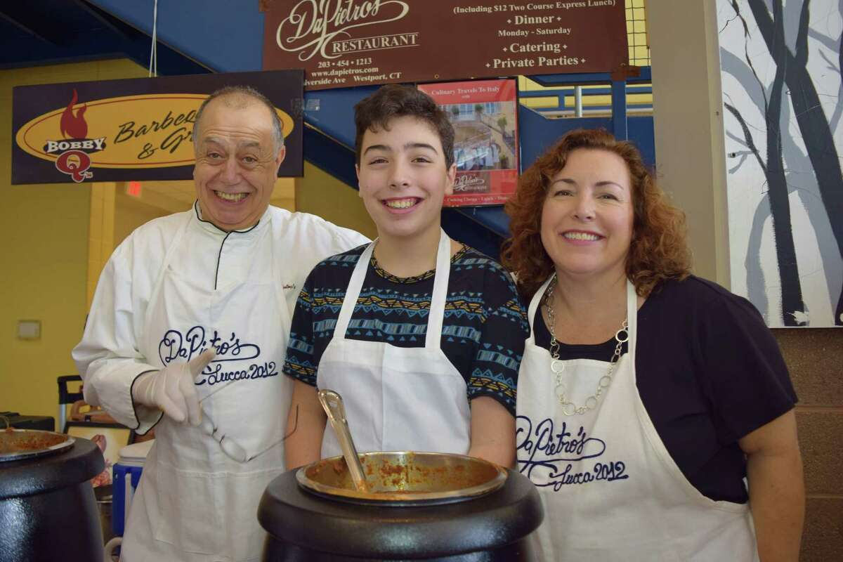Super Bowl Sunday kicked off with the first annual MacChili Fest in Westport. Were you SEEN on February 7, 2016?