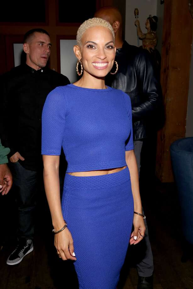 SAN FRANCISCO, CA - FEBRUARY 06: Singer Goapele attends the New Era Super Bowl Party at The Battery on February 6, 2016 in San Francisco, California. (Photo by Robin Marchant/Getty Images for New Era)