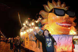 Parade and parties fill Port Arthur Mardi Gras - Photo