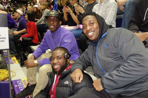 Were you Seen at the UAlbany's Big Purple Growl men's basketball game vs. Vermont at SEFCU Arena in Albany on Saturday, Feb. 6, 2016?