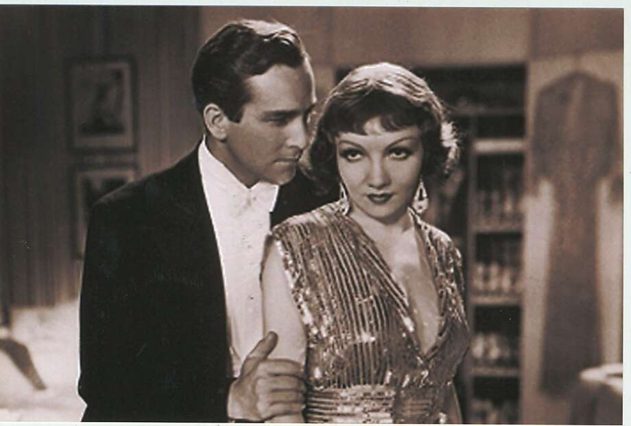 "MOVIEHI17  Fredric March and CLAUDETTE COLBERT IN TORCH SINGER""  Ran on: 11-02-2005 Cary Grant and Mae West broke new ground in &quo;She Done Him Wrong&quo; (1933). Photo: ?"