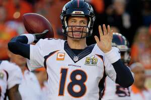 Could Manning end up as QB for Los Angeles Rams? - Photo