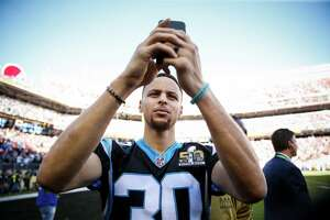 Stephen Curry will pound the drum for Panthers - Photo