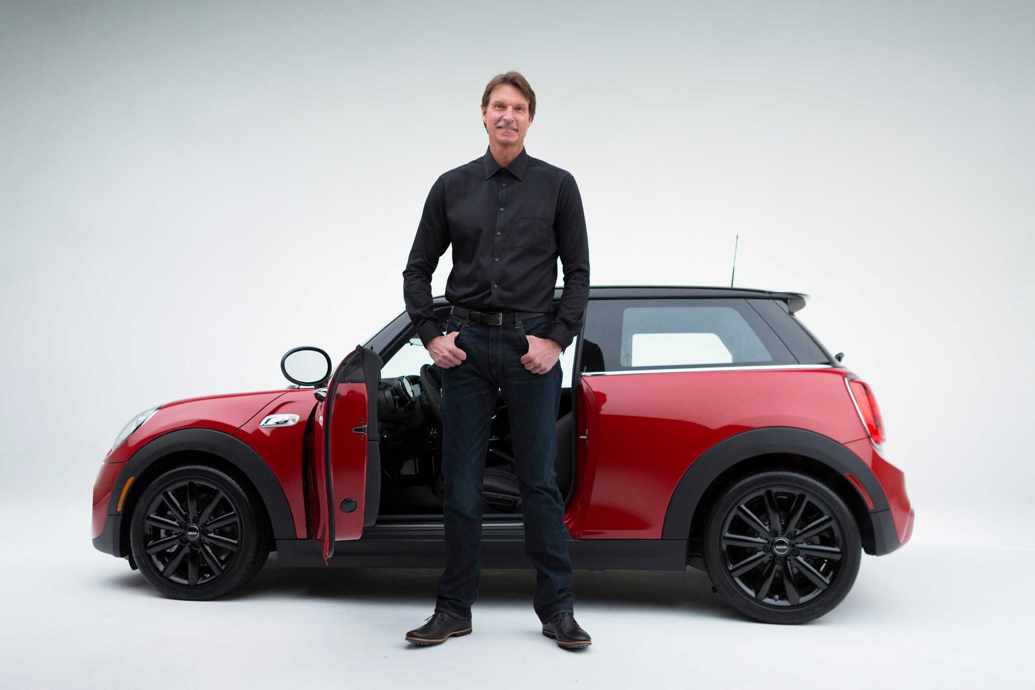 MINI USA defies labels with the help of top celebs leading the charge