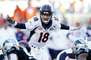Broncos top Panthers in Super Bowl 50 - Photo
