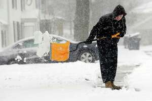 More snow expected to hit Danbury area - Photo