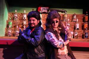 Review: 'Rock of Ages' rocks the Woodlawn - Photo